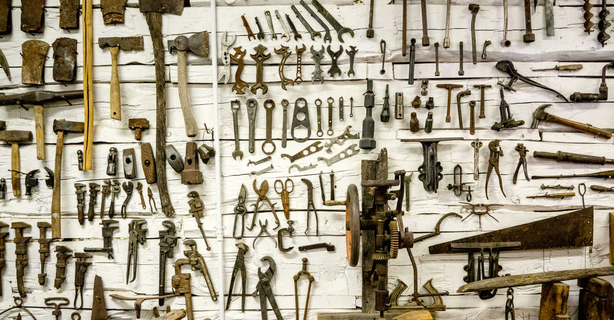 Tool Tracking: Find Tools Fast