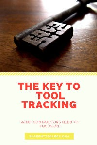Key to Tool Tracking 3