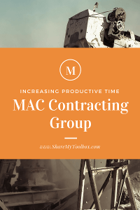 MAC Contracting Tool Tracking, 2