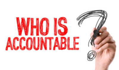 Who Is Accountable - Tool Tracking