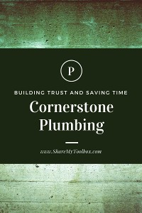 Cornerstone Plumbing Construction Tool Tracking