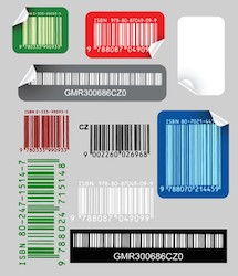 What are Metal Barcode Stickers?