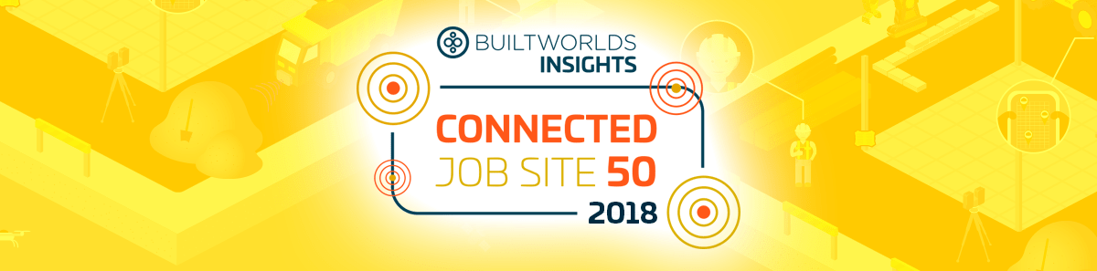 Connected Job Site top 50 Technologies