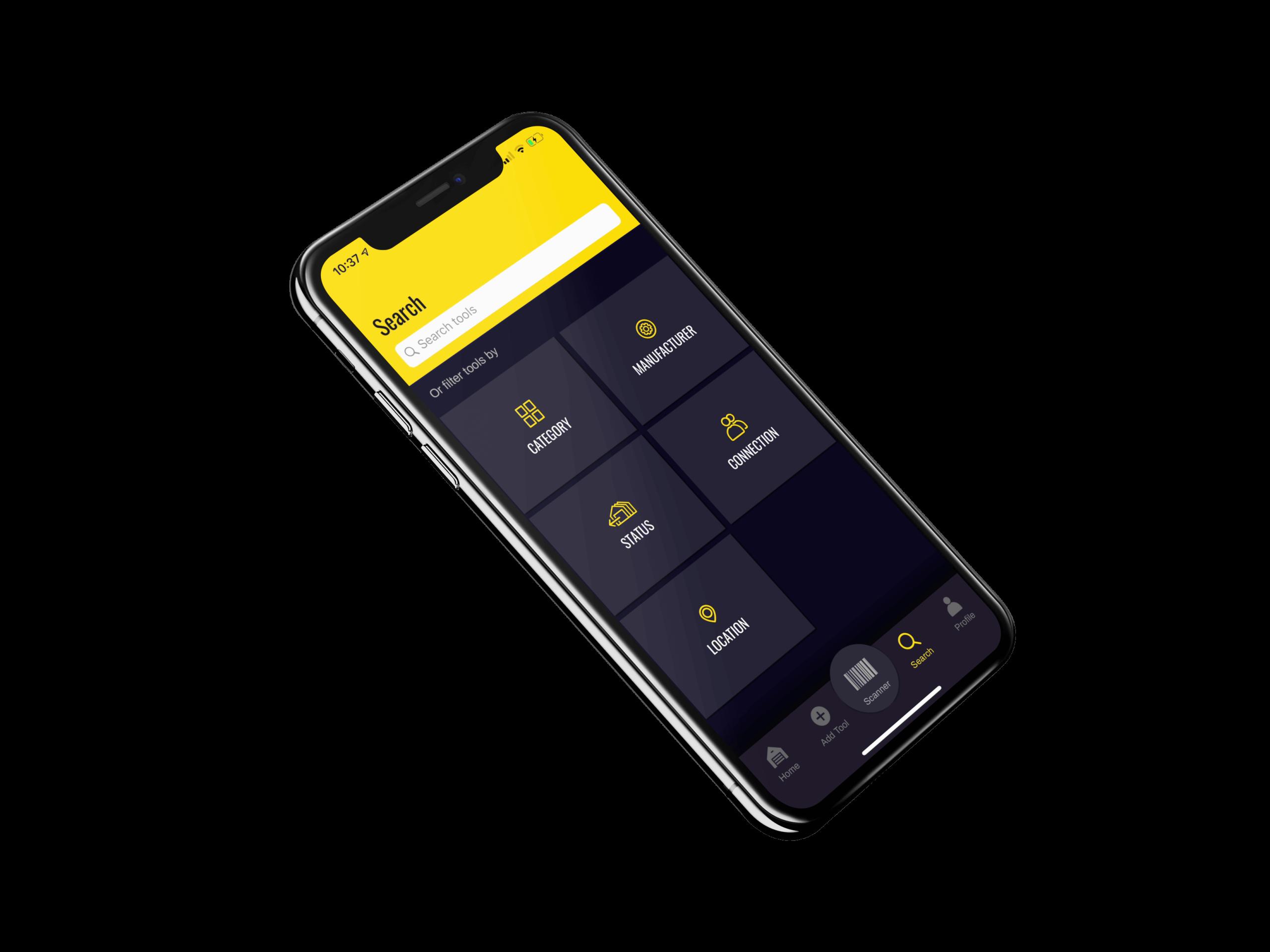 Tool Watching App