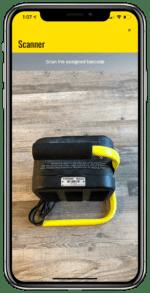 Tool Barcode Scanning